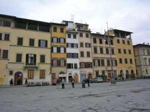 Florence Italy rental Croci apartment