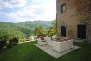 Italy rental Villa Ruffignano