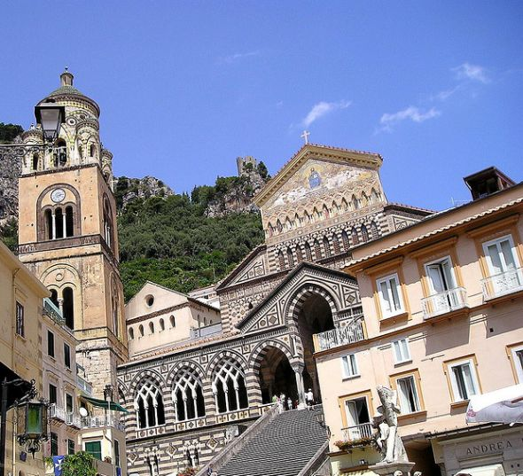 Amalfi Italy - photo by aurora_boreale59-flickr