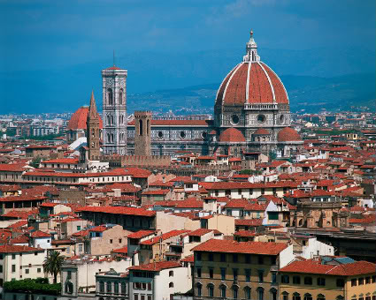 Map Of Florence Italy Tourist Information