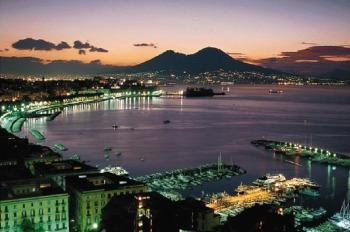 Gulf of Naples, Italy