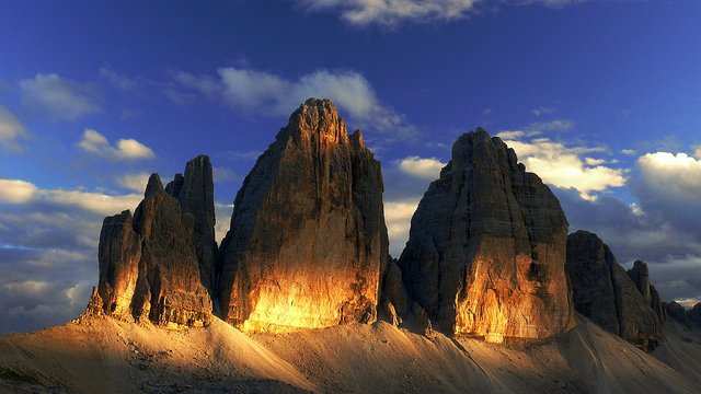 Dolomites: Tre Cime di Lavaredo – Image by JMF.84