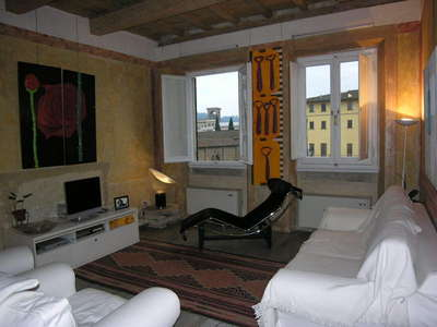 Florence Italy rental - Santa Croce apartment