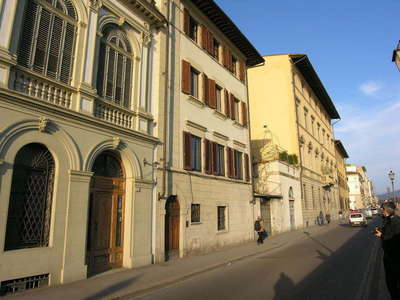 Florence Italy rental - Le Grazie