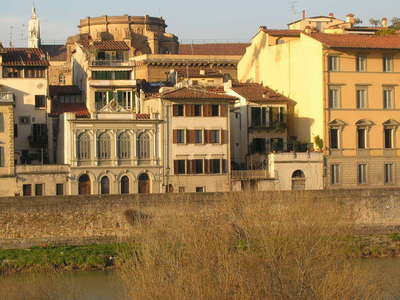 Florence Italy Rental Le Grazie apartment