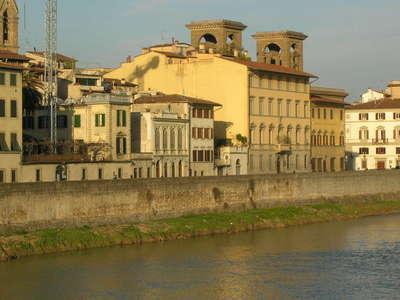 Florence Italy rental - River Arno