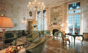 Hotel Bauer, il Palazzo Venice