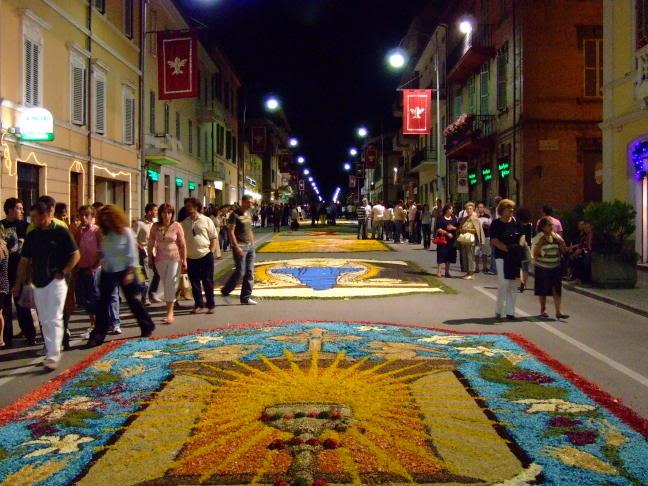 Castelraimondo Flowers Festival