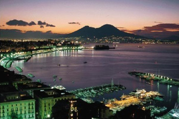 Gulf of Naples, Italy