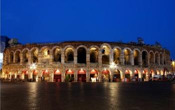 Verona Italy - Arena Roman