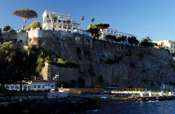 Sorrento Italy - image by Chain of Wolves-flickr