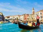 Venice Italy - gondola ride