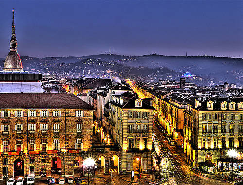 Turin Italy image by Andrea Mucelli-flickr